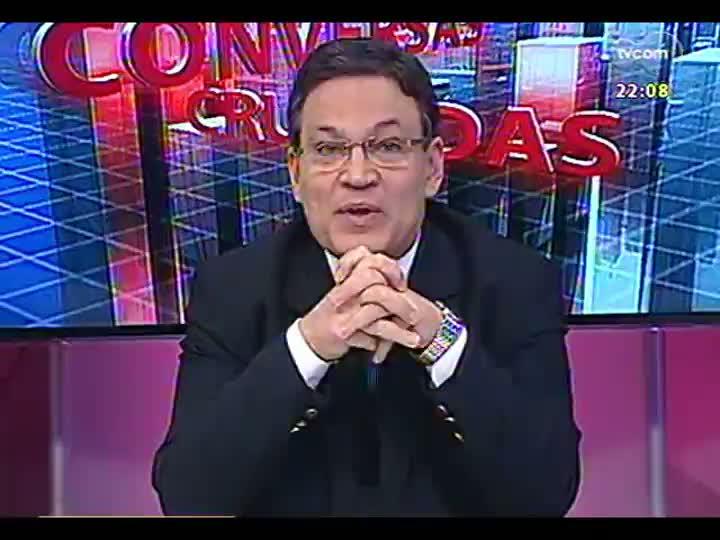 Conversas Cruzadas - Todos os enfoques dos protestos pelo país - Bloco 1 - 17/06/2013