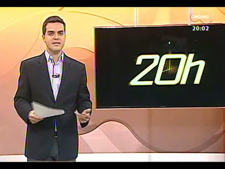 TVCOM 20 Horas - Confira a discussão dos vereadores sobre a redução da tarifa de ônibus - Bloco 1 - 01/07/2013