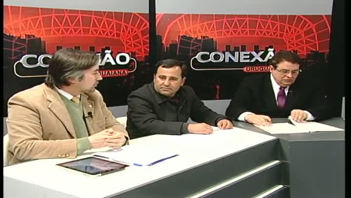 Conexão Uruguaiana fala sobre a instalação de freeshops em zonas de fronteira - bloco 3