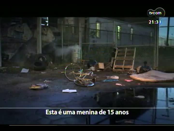 TVCOM Tudo Mais - Confira uma campanha contra violência infantil e o trabalho da ONG Renascer da Esperança