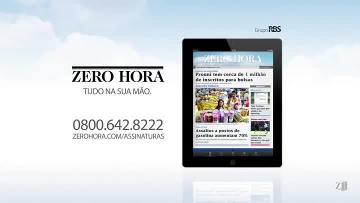 Leia na Zero Hora desta sexta-feira (06/09/2013)
