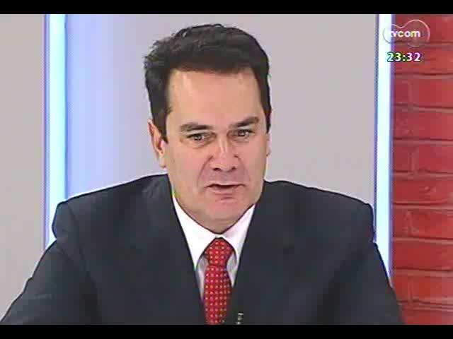 Mãos e Mentes - Presidente da ADVB/RS, empresário Telmo Costa - Bloco 4 - 08/09/2013