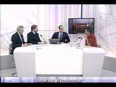 Conversas Cruzadas – Greve na Comcap – 2º bloco 16/09/2013
