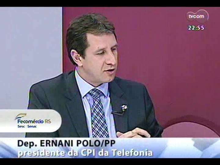Conversas Cruzadas - Debate sobre o relatório final da CPI da Telefonia - Bloco 3 - 04/11/2013
