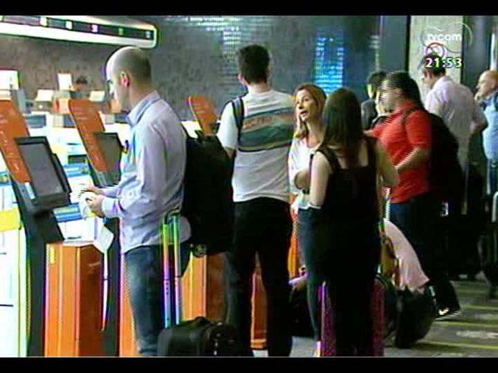 """TVCOM Tudo Mais - \""""Tudo+ Direitos\"""": especialista dá dicas de cuidados com a bagagem em viagens aéreas"""
