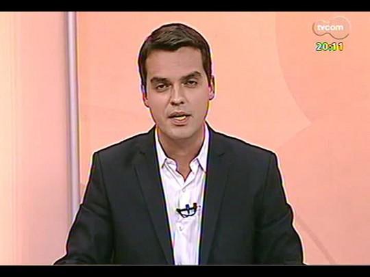TVCOM 20 Horas - Debate sobre a nova lei de prevenção contra incêndios - Bloco 2 - 16/12/2013