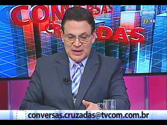 Conversas Cruzadas - Especialistas fazem balanço do cenário político atual e projetam 2014 - Bloco 3 - 30/12/2013