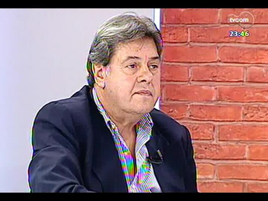 Mãos e Mentes - Presidente da Rede de Banco de Alimentos/RS, Paulo Renê Bernhard - Bloco 2 - 07/01/2014