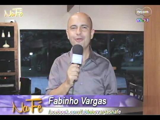 Na Fé - Clipes de música gospel e bate-papo com Paulo Rech - 23/02/2014 - bloco 4