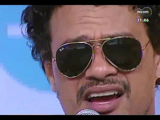 TVCOM Tudo Mais - Músico Leo Maia faz tributo ao pai, Tim Maia