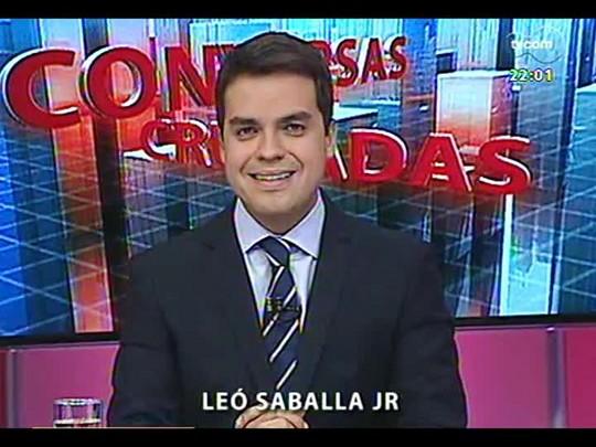 Conversas Cruzadas - Debate sobre o inquérito policial do caso do menino Bernardo - Bloco 1 - 13/05/2014