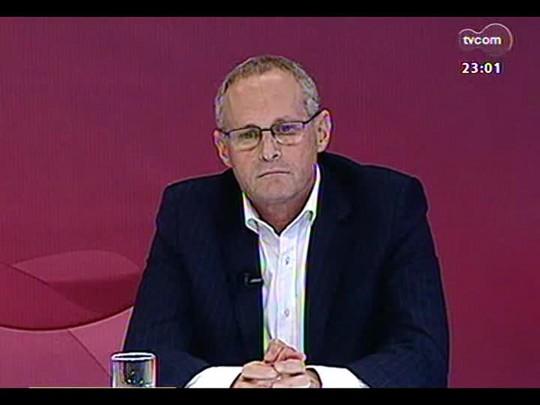 Conversas Cruzadas - Entrevista com o secretário de segurança José Mariano Beltrame - Bloco 4 - 16/05/2014