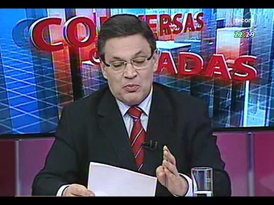 Conversas Cruzadas - Debate sobre o uso de uniforme pelos taxistas em POA - Bloco 2 - 26/05/2014