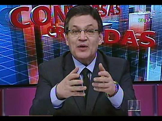 Conversas Cruzadas - Debate sobre as manifestações durante a Copa do Mundo - Bloco 4 - 12/06/2014