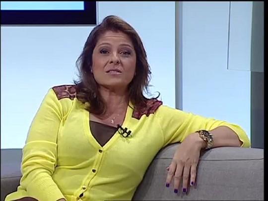 TVCOM Tudo Mais - Tabajara Ruas fala sobre \'Os Senhores da Guerra\'