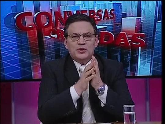 Conversas Cruzadas - Confronto entre torcidas organizadas do Inter: até quando? - Bloco 1 - 20/07/2014