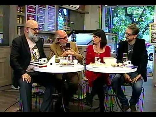 Café TVCOM - Conversa sobre comida, diretamente do Petites Délices - Bloco 2 - 02/08/2014