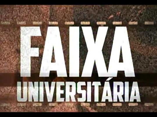 Faixa Universitária - Série dos alunos da Unifra mostra como melhorar a capacidade de armazenar dados