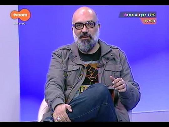 Programa do Roger - Fernando Zugno, coordenador adjunto do 21º Porto Alegre em Cena - Bloco 2 - 02/09/2014