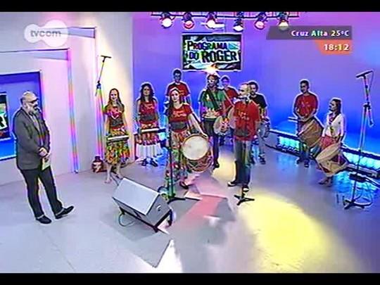 Programa do Roger - Maracatu Trovão - Bloco 3 - 12/09/2014