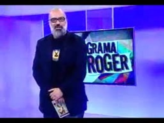Programa do Roger - Mafalda Minnozzi - Bloco 1 - 25/09/2014