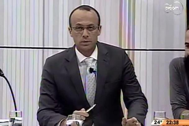 Conversas Cruzadas - Qual o nível de incentivo à produção cultural em Santa Catarina? - 3º Bloco - 28/10/14