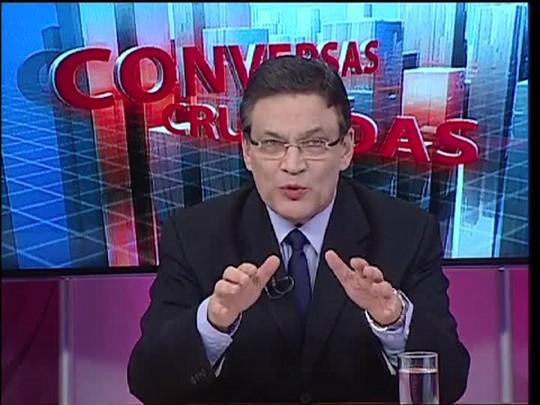 Conversas Cruzadas - Debate sobre fusões partidárias - Bloco 1 - 06/11/2014