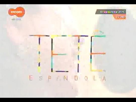 Programa do Roger - Tetê Espíndola, - Bloco 1 - 06/11/2014