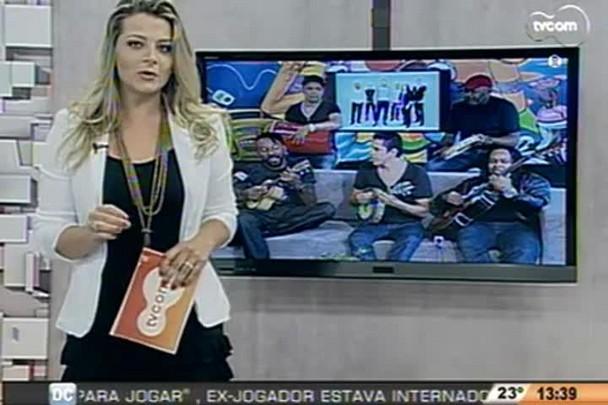 TVCOM Tudo+ - Entrevista Grupo Revelação - 14.11.14