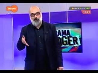 """Programa do Roger - Clipe """"Viva a Relovução"""", Capital Inicial - Bloco 2 - 18/11/2014"""