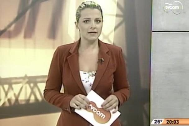 TVCOM 20h - Morre o ex-presidente da FIESC Alcântara Correa - 10.12.14