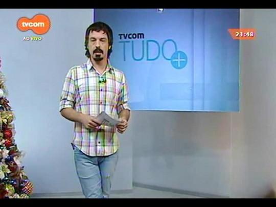 TVCOM Tudo Mais - \'Guia de Sobrevivência Gastronômica de POA\': Bauru do Edu