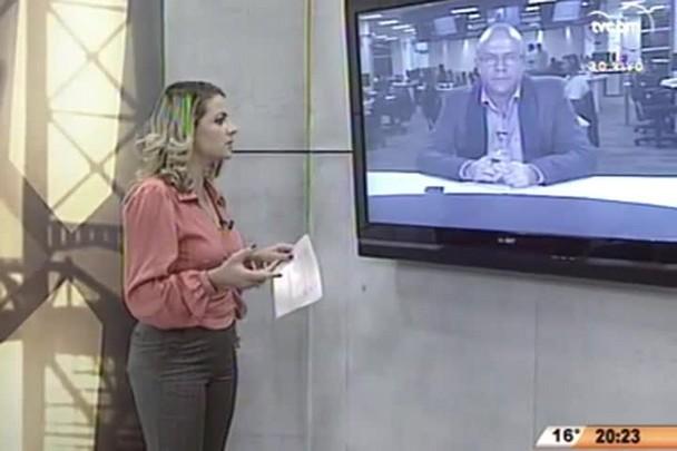 TVCOM 20 Horas - Justiça prorroga afastamento do vereador Badeko da Câmera da Capital - 12.06.15