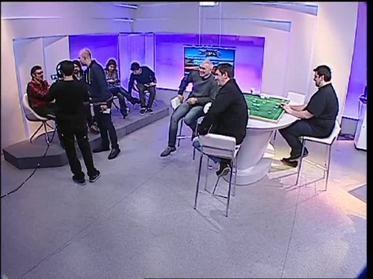 Super TVCOM Esportes - Everaldo Guilherme - 19/06/15