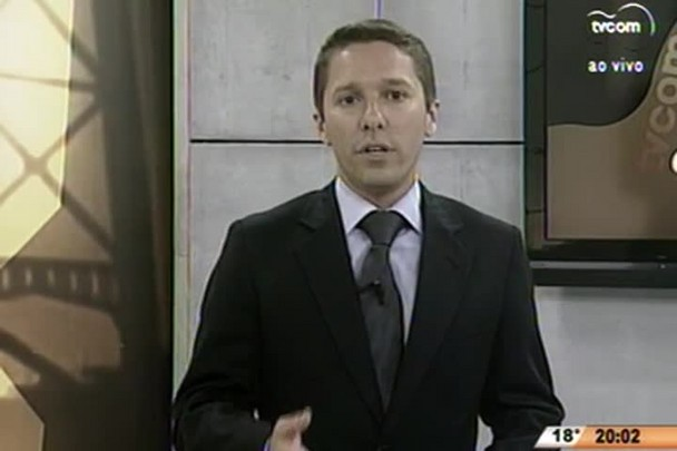 TVCOM 20 Horas - Investigação de homicídios em Joinville ganha reforço temporário e PM intensifica ações - 08.07.15