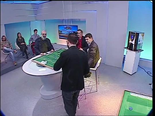Super TVCOM Esportes - Games e antiguidades do futebol - 24/07/15