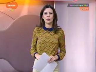 TVCOM 20 Horas - Sartori tenta liberação de recursos do fundo de exportação com o ministro Joaquim Levy - 29/07/2015