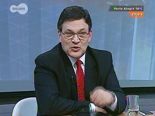 Conversas Cruzadas - Debate sobre a volta da CPMF e o impacto na economia brasileira - Bloco 4 - 17/09/2015