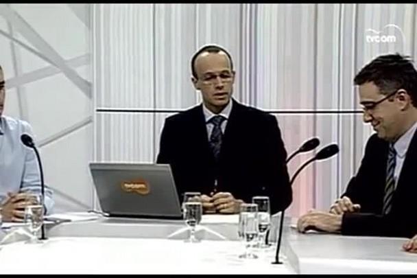 TVCOM Conversas Cruzadas. 2º Bloco. 02.11.15