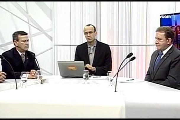 TVCOM Conversas Cruzadas. 3º Bloco. 04.11.15