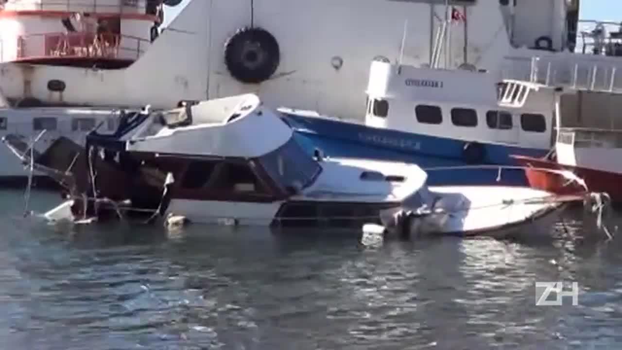 Naufrágio na costa da Turquia mata 14 migrantes