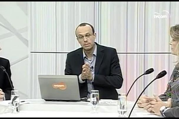 TVCOM Conversas Cruzadas. 2º Bloco. 24.02.16