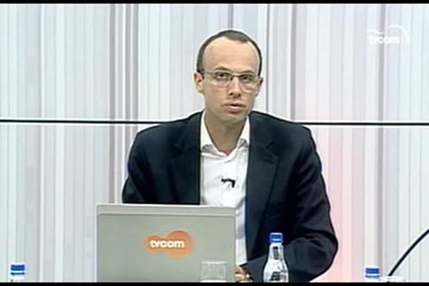 TVCOM Conversas Cruzadas. 1º Bloco. 02.03.16