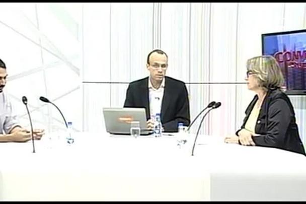 TVCOM Conversas Cruzadas. 2º Bloco. 02.03.16
