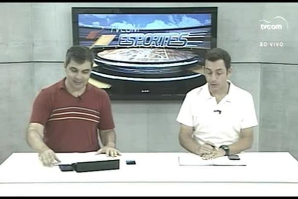 TVCOM Esportes. 1º Bloco. 29.03.16