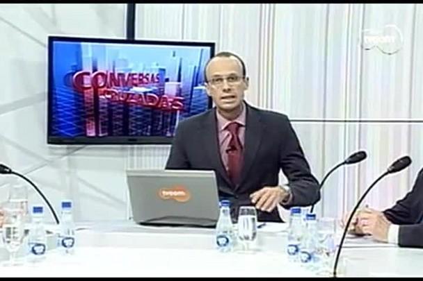 TVCOM Conversas Cruzadas. 2º Bloco. 13.04.16
