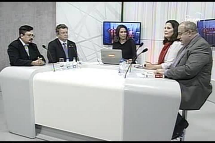 TVCOM Conversas Cruzadas. 1º Bloco. 12.05.16