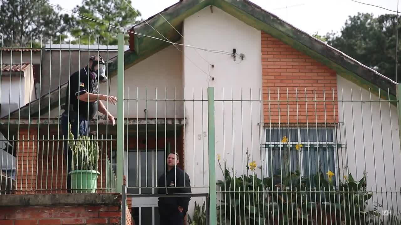 Família é vítima de chacina em Porto Alegre