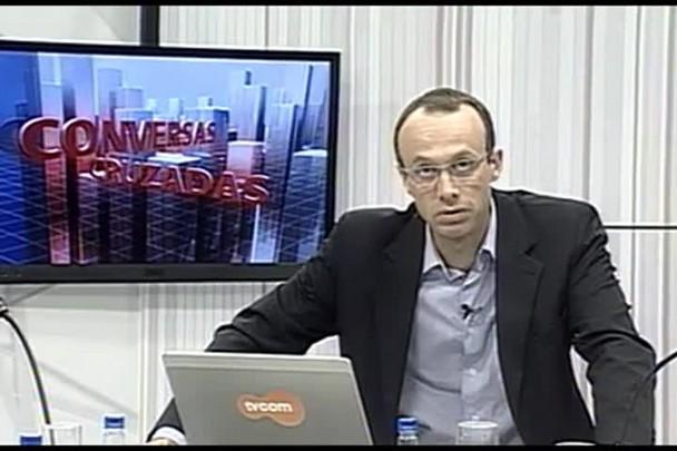 TVCOM Conversas Cruzadas. 2º Bloco. 03.06.16