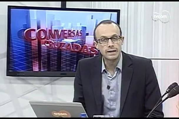 TVCOM Conversas Cruzadas. 2º Bloco. 26.07.16